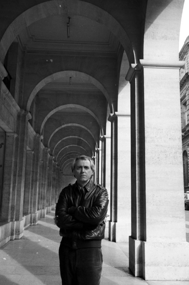 Don Delillo in Paris in 1992. Photograph: Sophie Bassouls/Sygma/Getty Images