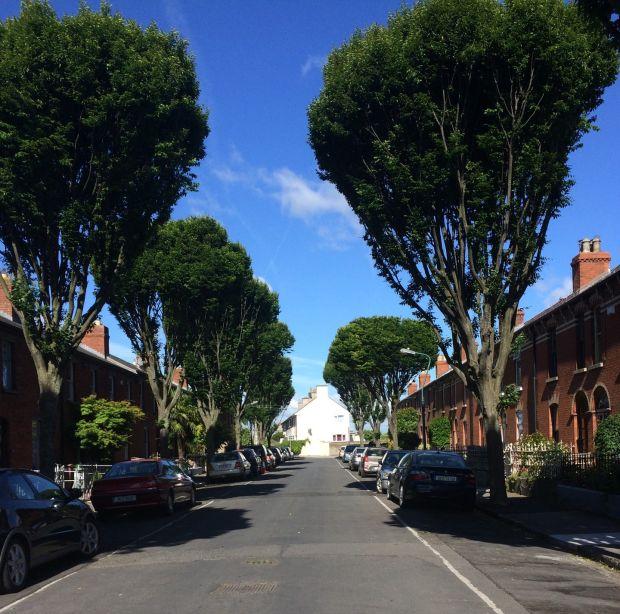 Norfolk Road, in Phibsborough Dublin 7