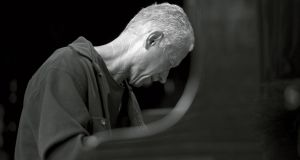 Pianist Keith Jarrett. His left side is still partially paralysed by a pair of strokes in 2018. Photograph: Daniela Yohannes/ECM Records