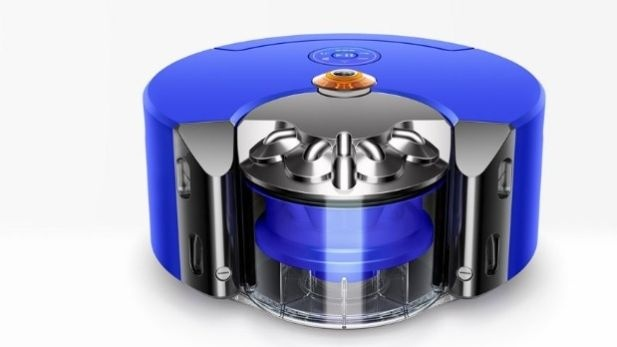 The Dyson 360 Heurist robot vacuum cleaner is one of the smartest out there.