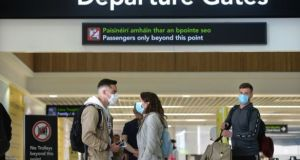 In September of this year, the IAA managed 38,172 flight movements, a decrease of 64.8 per cent on 2019, the committee was told. File photograph: Dara Mac Dónaill/The Irish Times