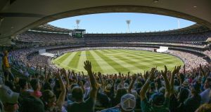 25,000 could be allowed to attend the MCG on Boxing Day. Photograph: Scott Barbour/Getty