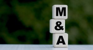 Some 90 mergers and acquisitions were finalised in the third quarter in the Irish market. Image: iStock