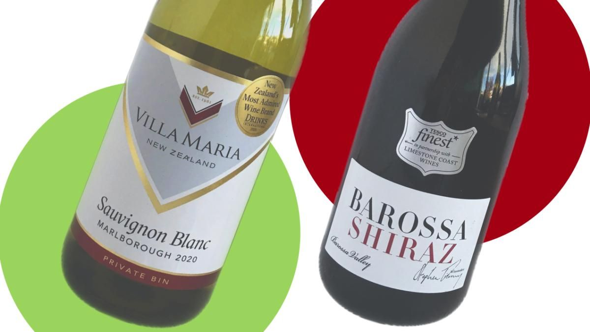 Two Classic New World Wines For Under 12