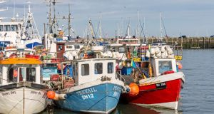 The future of the UK fishing industry depends on a deal even if that reality is taking time to sink in. File photograph: Getty