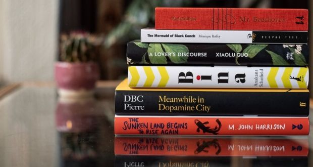 The Goldsmiths Prize celebrates novelty in novels – 'fiction that breaks the mould'