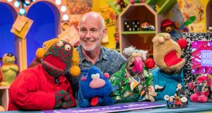 The waters were already tested last June when D'Arcy's reunited with Zig and Zag and Dustin for Comic Relief.