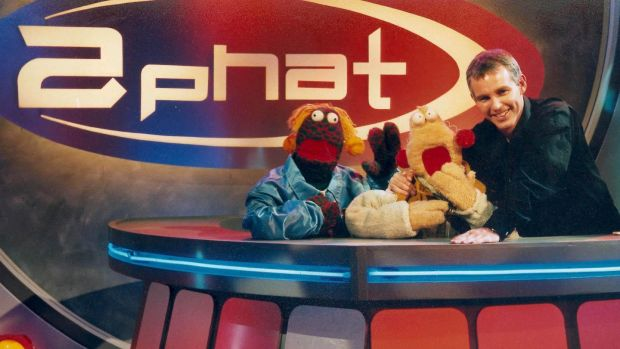 Zig and Zag initially crash-landed as sidekicks to Ian Dempsey in 1987, before Ray D'Arcy took over the slot from 1990 to 1998.