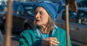 Sionad Jones (61) was found her guilty of  dishonestly appropriating felled spruce wood between November 1st, 2018 and December 4th, 2018 to the value of €500. File photograph: Michael MacSweeney/Provision.