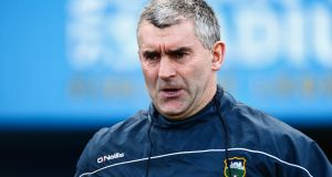 Tipperary manager Liam Sheedy has named his team for the Munster semi-final. File photograph: Inpho