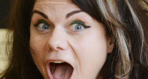 Caitlin Moran: 'I honestly thought middle age would be a beautiful era of serenity.' Photograph:  Rune Hellestad/Corbis via Getty Images