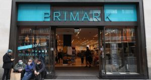 Primark on Oxford Street. Photograph: Yui Mok/PA Wire