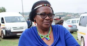 Anti-mining activist Fikile Ntshangase was shot dead in her rural home.