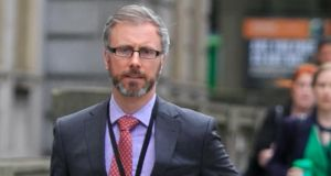 Minister for Children Roderic O'Gorman: says legislation to give adopted people access to their birth records, which had faltered during the last Dáil, would be introduced in 2021. Photograph: Gareth Chaney