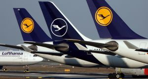 Lufthansa aims to increase capacity to around 25%  towards the end of the year