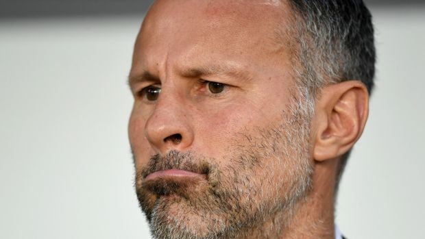 Ryan Giggs will not be involved in Wales' upcoming international camp for the friendly against the United States and the Nations League matches against the Republic of Ireland and Finland. File photograph: PA