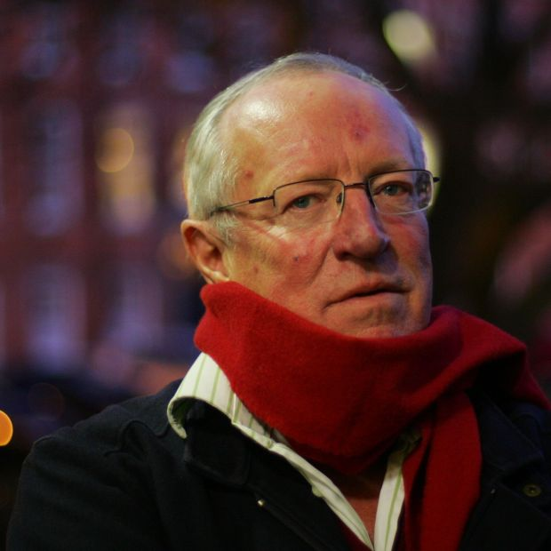 Robert Fisk in Dublin in 2009. Photograph: Bryan O'Brien