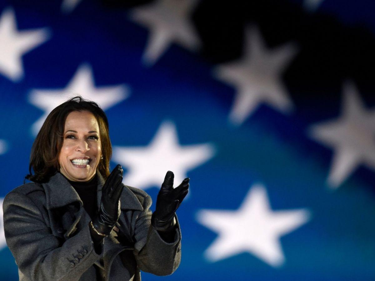 Kamala Harris to make history as first female US vice-president