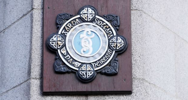 A Garda spokesman confirmed that the eight                   members were suspended earlier on Saturday.                   Photograph: Niall Carson/PA Wire
