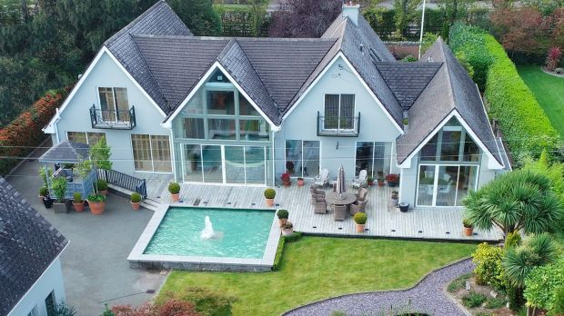 Country: Four-bed detached house called Lothlorien on Dublin Road, Dundalk