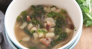 A warming and healthy winter soup.