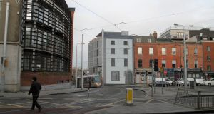 No 134 James's Street occupies a high-profile location in Dublin's historic Liberties