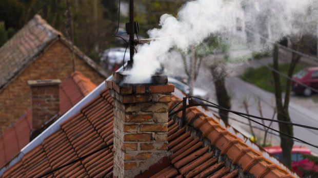 Energy used for heat in homes and businesses was down in 2019, though most of this reduction was due to it being warmer than 2018. File photograph: Getty