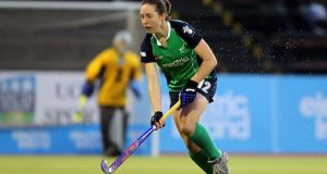 "Lisa Jacob: ""I am delighted to join the Green Army as they go into a very exciting and demanding year ahead."" Photograph: Ryan Byrne/Inpho"