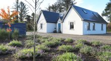 Grey Gate Lodge, Foxford, Co Mayo, is on the market for €425,000