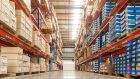 Warehouse space let in the Republic rose 50 per cent in the third quarter from the second. Photograph: iStock