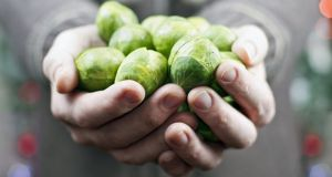 The brussels sprout has just been named the UK's favourite green vegetable