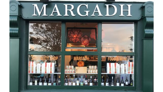 Killian Durkin and Jess D'Arcy have opened Margadh