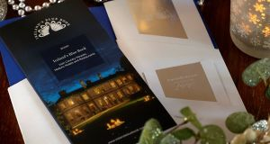 Happiness is … opening an Ireland's Blue Book gift voucher this Christmas