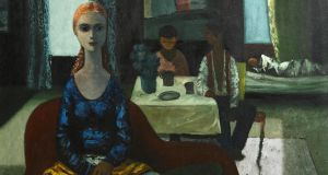 Patrick Kelly Fitzwilliam Sq home sells and Sotheby's sale a boon for Irish art