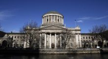 The Four Courts: There is nothing straightforward about a showdown between the Oireachtas and a recalcitrant judge. Photograph: Chris Maddaloni/Collins