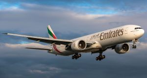 Emirates temporarily suspended most of its flights at the height of the pandemic, which has decimated global travel