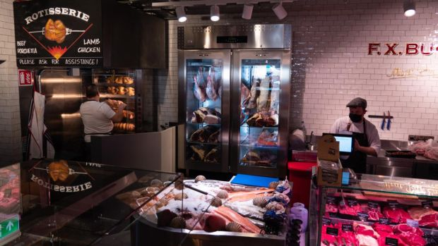 FX Buckleys will supply meat and fish a the new foodhall.