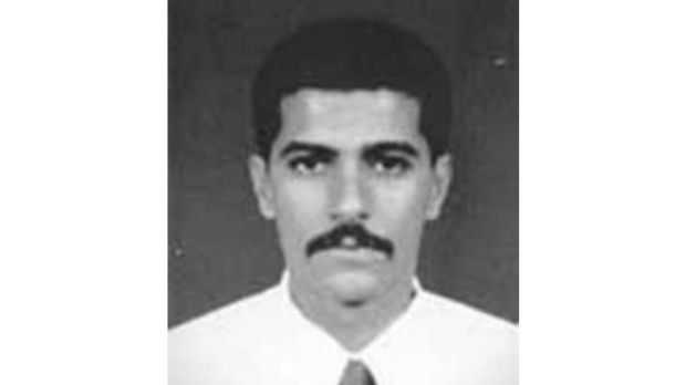 Handout photo from FBI of Abdullah Ahmed Abdullah, who was on the FBI's list of most wanted terrorists. File photograph: FBI/AFP/Getty