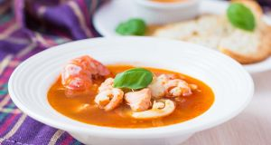 Bouillabaisse fish soup has a long history tracing back 2,700 years. Photograph: iStock