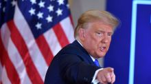 Trump is reported to have asked senior advisers in the Oval Office last Thursday whether he could launch an attack on Iran's nuclear facility. Photograph: Getty