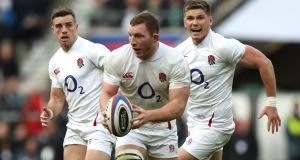 Sam Underhill is a key cog in England's formidable backrow. Photograph: David Rogers/Getty