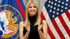 Ivanka Trump 'had the Trump radar for status, money, and power, and her dad's instinct to throw others under the bus'. File photograph: Kevin Lamarque/Reuters
