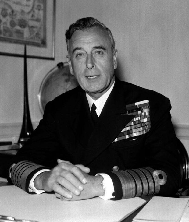 Lord Louis Mountbatten, who was killed when the IRA blew up his fishing boat at Mullaghmore, Co Sligo. File photograph: PA/PA Wire