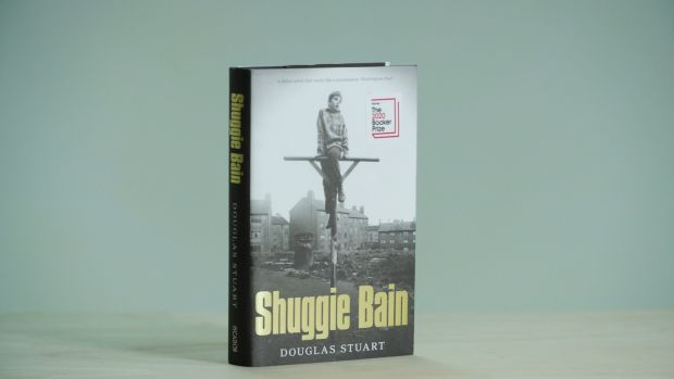Douglas Stuart spent 10 years writing Shuggie Bain, which 30 editors rejected before it was accepted by Picador.