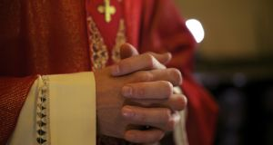 'The Catholic Church is prioritising public health measures for the sake of the common good,' said Bishop Francis Duffy. Photograph: iStock