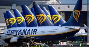 Ryanair advised  that changes must be made at least seven days prior to the departure date of the original booking