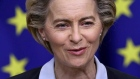 Brexit talks making 'better progress', says von der Leyen