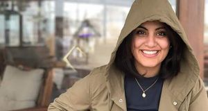 Saudi activist Loujain al-Hathloul: has been on hunger strike since October 26th. Photograph: Facebook