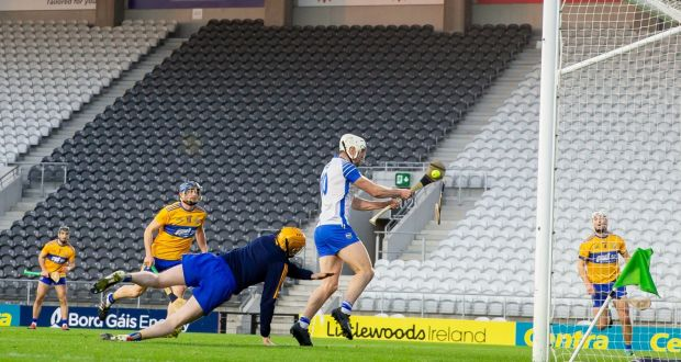 Dessie Hutchinson's goal double primes Waterford fuse as they fire past  Clare