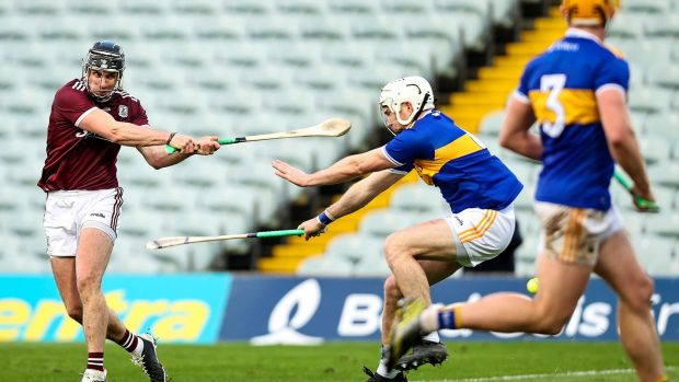 Galway have a date with Limerick after Tipp run out of gas